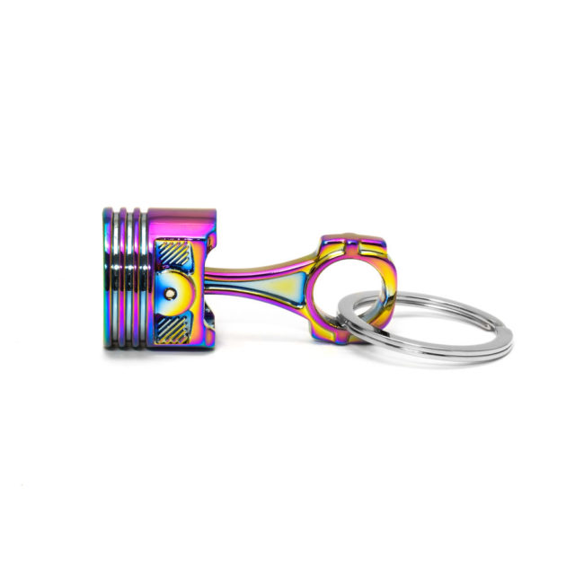 Big Piston Neochrome 2 Jdm Tuner Keychain