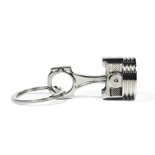 Piston Head Jdm Keychain