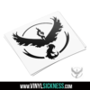 Team Valor Sticker Decal