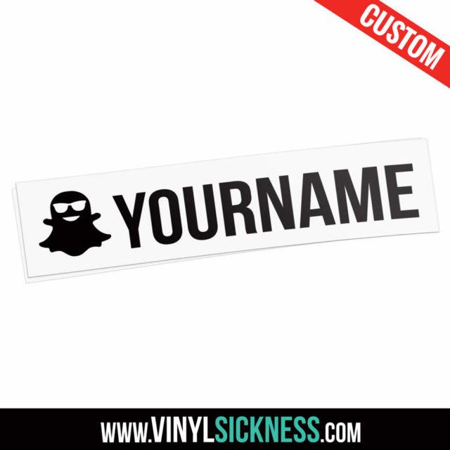 Custom Snapchat Username Simple Alt