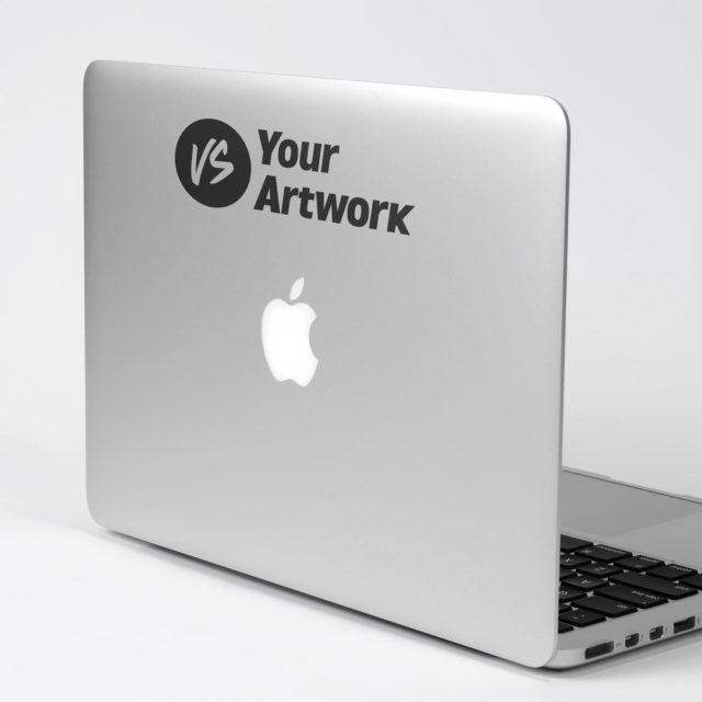 Custom Transfer Sticker Macbook 2