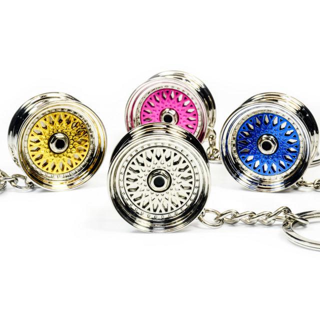 Bbs Wheel 05 Jdm Tuner Keychain