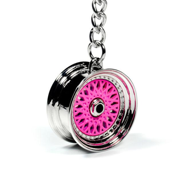 Bbs Wheel 08 Jdm Tuner Keychain