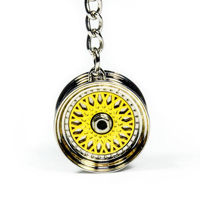 Bbs Wheels 01 Jdm Tuner Keychain