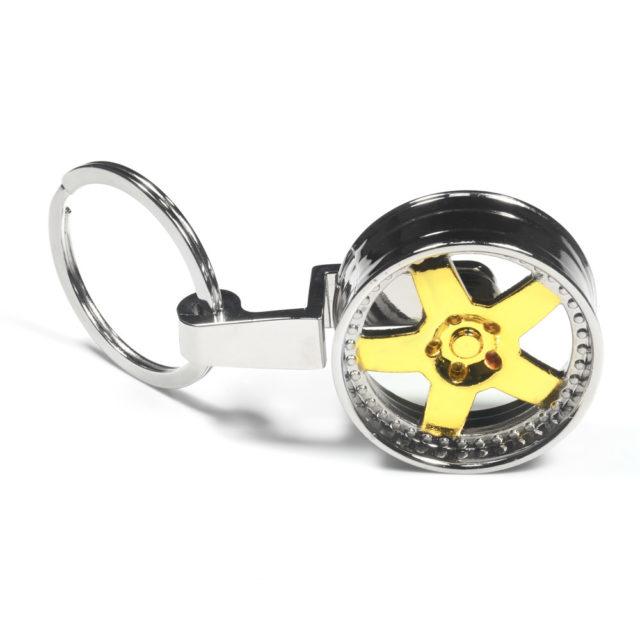 Jdm Wheel Side Jdm Tuner Keychain
