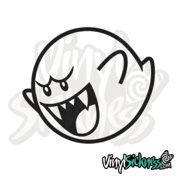 Boo V2 Jdm Sticker / Decal