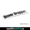 Boxer Dropper Text 1