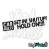 Car Rules