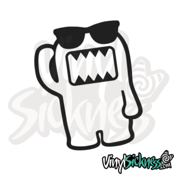 Cool Domo Jdm Sticker / Decal