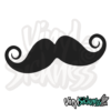 Curly Mustache
