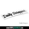 Daily Scrapper 1