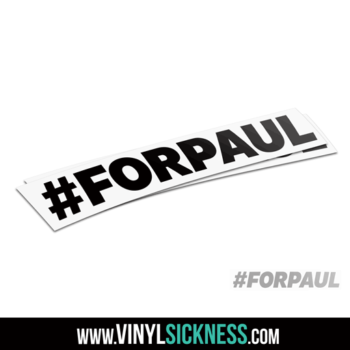 For Paul Hashtag