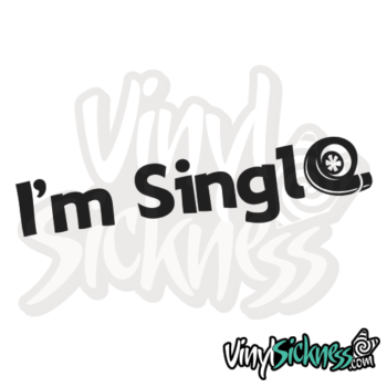 Im Single Jdm Sticker / Decal