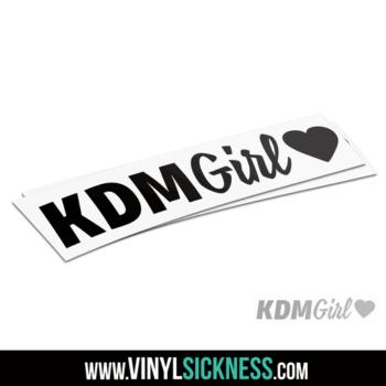 Kdm Girl Heart