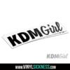 Kdm Girl 1