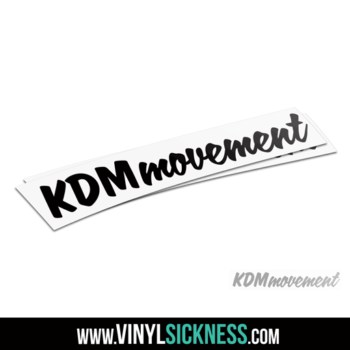 Kdm Movement