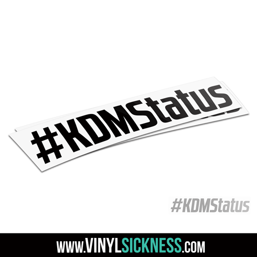 Kdm Status Hashtag 1