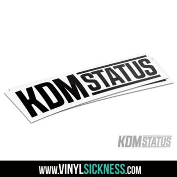 Kdm Status