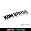 Kdm Status V3 1