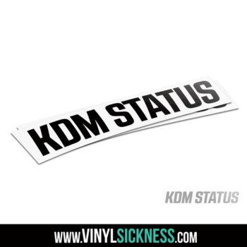 Kdm Status V3