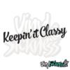 Keepin It Classy