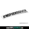 No Fucks Given Hashtag 1