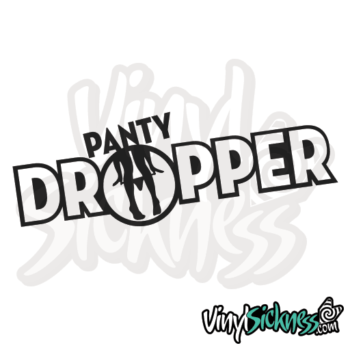 Panty Dropper Jdm Sticker / Decal
