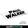 Paul Walker Text 1