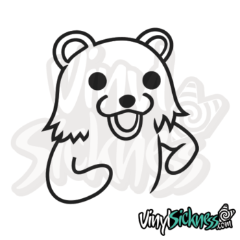 Pedobear Jdm Sticker / Decal
