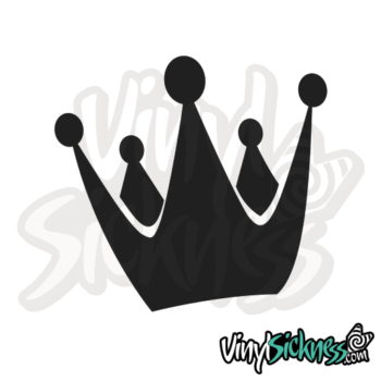 Royal Crown Jdm Sticker / Decal
