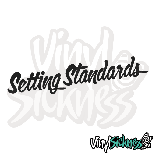 Setting Standards