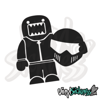 Stig Domo Jdm Sticker / Decal