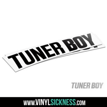 Tuner Boy