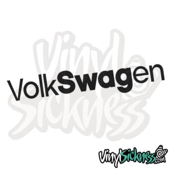 Volkswagen Jdm Sticker / Decal