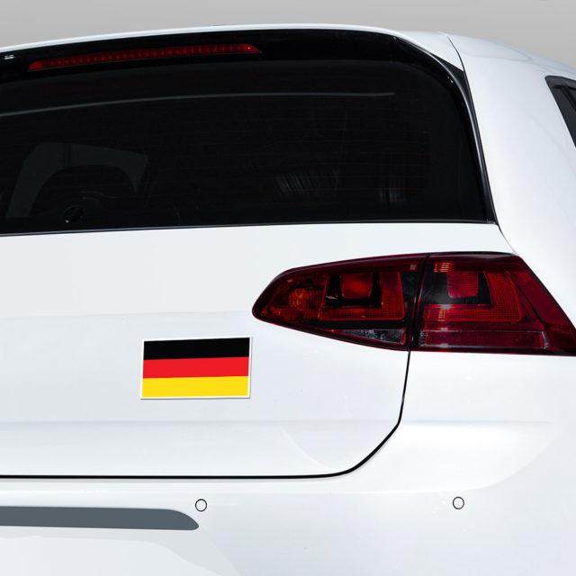 Germany Flag Bumper Jdm Sticker Decal