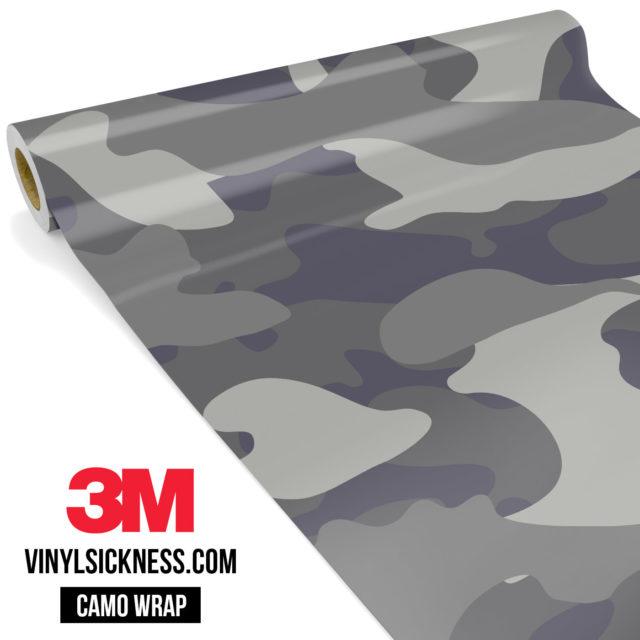 Artichoke Laurel Camo Large Vinyl Wrap Main