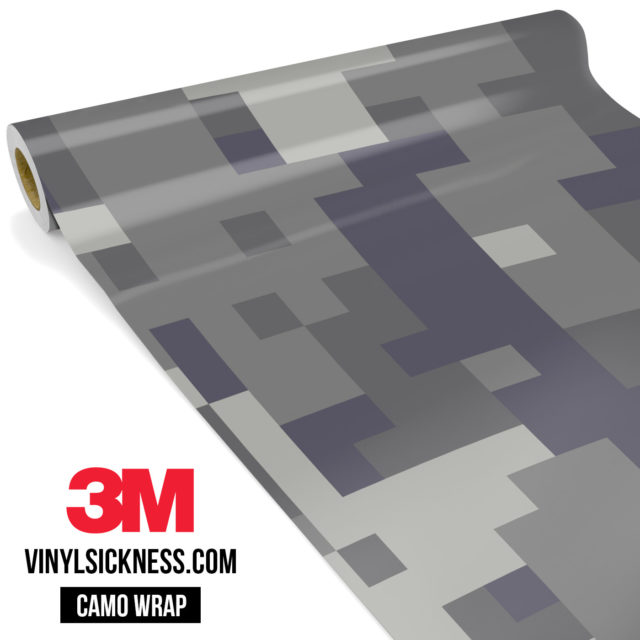 Artichoke Laurel Digital Camo Large Vinyl Wrap Main