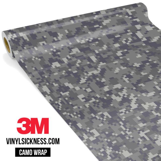 Artichoke Laurel Digital Camo Small Vinyl Wrap Main
