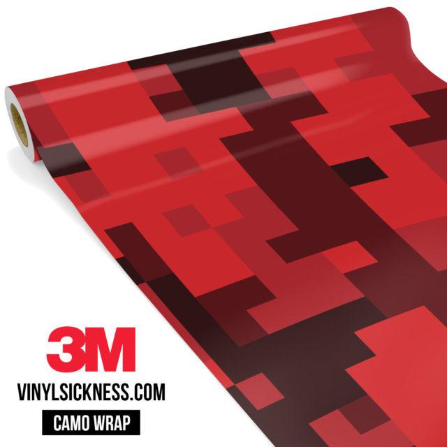 Barn Red Digital Large Vinyl Wrap Main