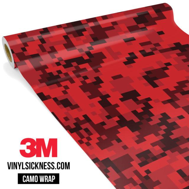 Barn Red Digital Regular Vinyl Wrap Main