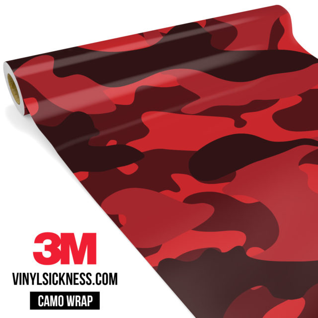 Barn Red Large Vinyl Wrap Main
