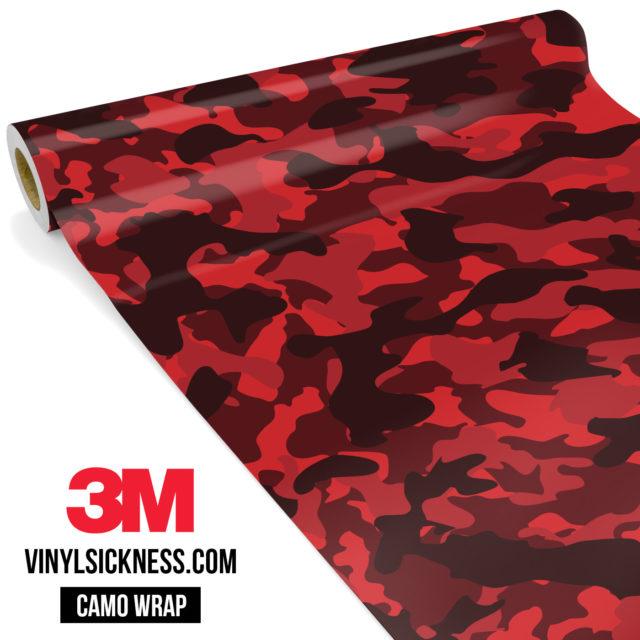 Barn Red Regular Vinyl Wrap Main