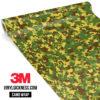 Brown Crocodile Digital Camo Small Vinyl Wrap Main
