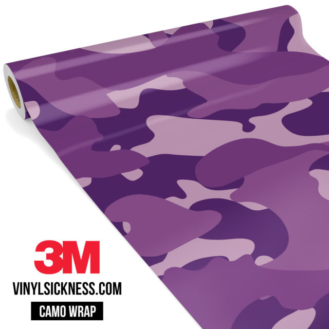 Byzantine Purple Large Vinyl Wrap Main