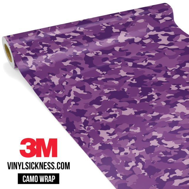 Byzantine Purple Small Vinyl Wrap Main