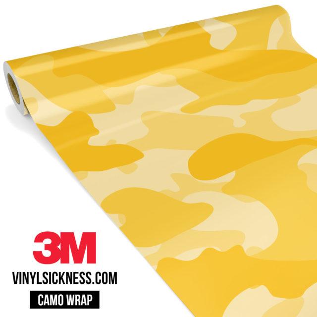 Dandelion Camo Large Vinyl Wrap Main