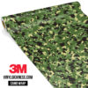 Fern Sage Digital Camo Small Vinyl Wrap Main