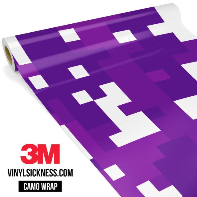Grape Velvet Digital Large Vinyl Wrap Main