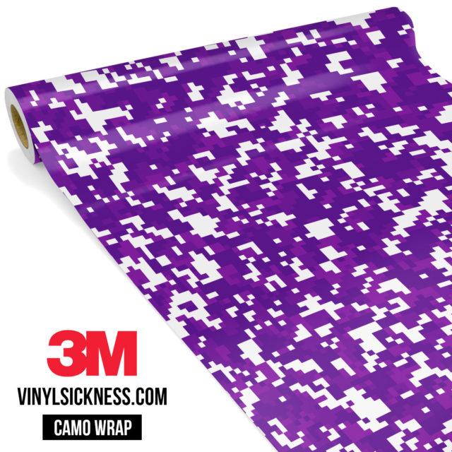 Grape Velvet Digital Small Vinyl Wrap Main