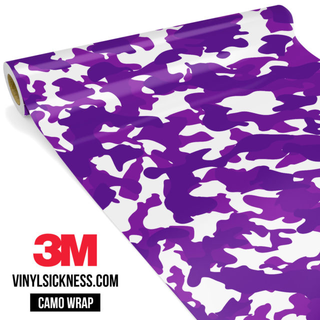 Grape Velvet Regular Vinyl Wrap Main